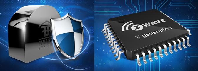 Fibaro Dimmer2 Z-Wave series 500 chip