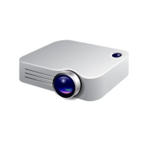 iconprojector off