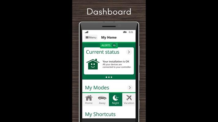 Z-Wave Интернет шлюз VERA PLUS Smart Home Mi Casa Verde